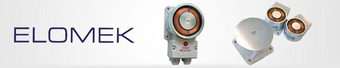 Elomek Magnetic Door Holder Systems